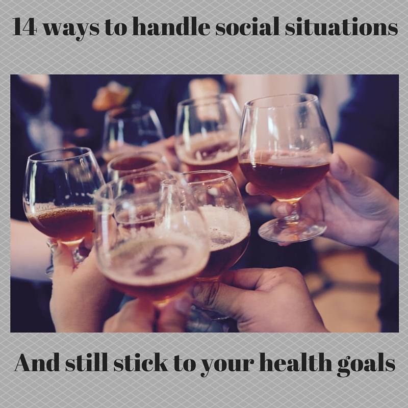 14 ways to handle social situations