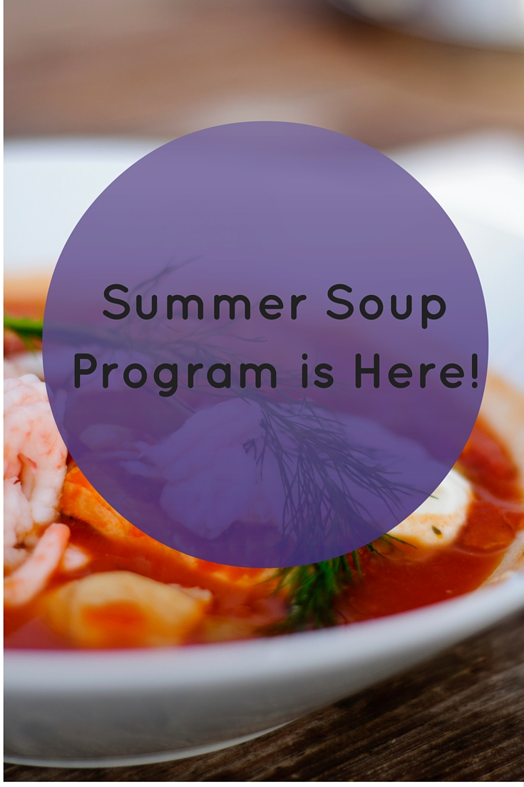 summer soup program