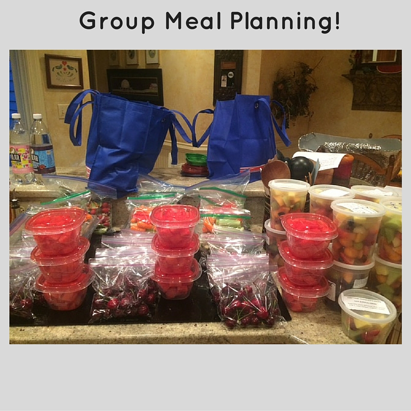 group meal planning