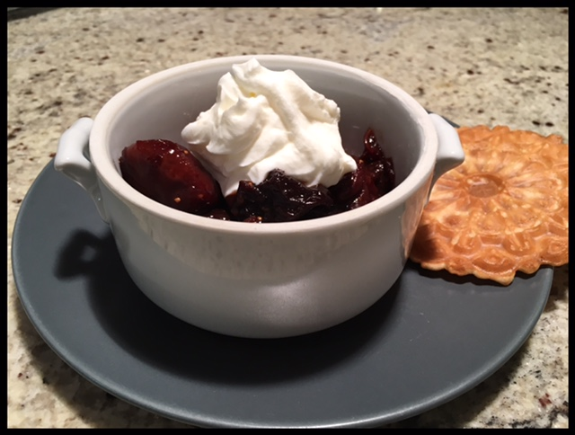 Dried Fruit Winter Compote
