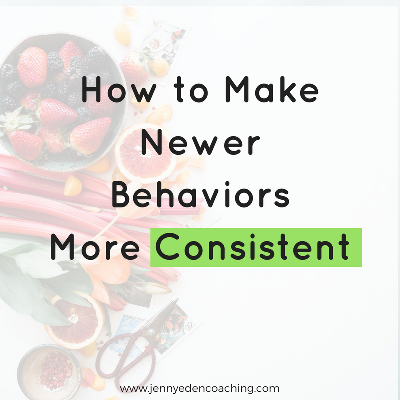 Behavior change made easy